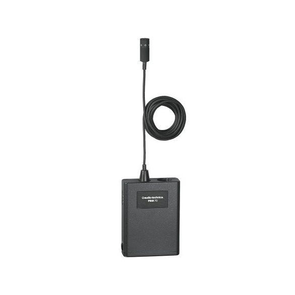 Audio-Technica PRO70 Kardioid kondenzátor klipsz hangszermikrofon