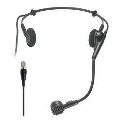 Audio-Technica PRO8HEcH Hiperkardioid dinamikus fejpántos mikrofon