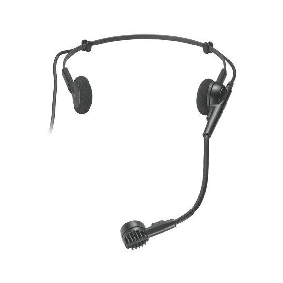 Audio-Technica PRO8HEcW fejpántos mikrofon / Unipak