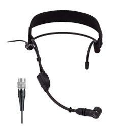 Audio-Technica PRO9cW, kardioid kondenzátor fejpántos mikrofon,  HRS csatlakozóval
