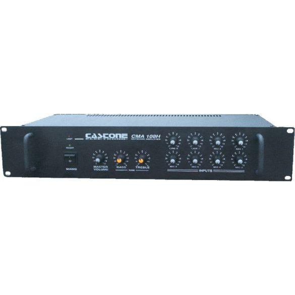Castone CMA 108H + 100W keverőerősítő 100V-os rendszerekhez