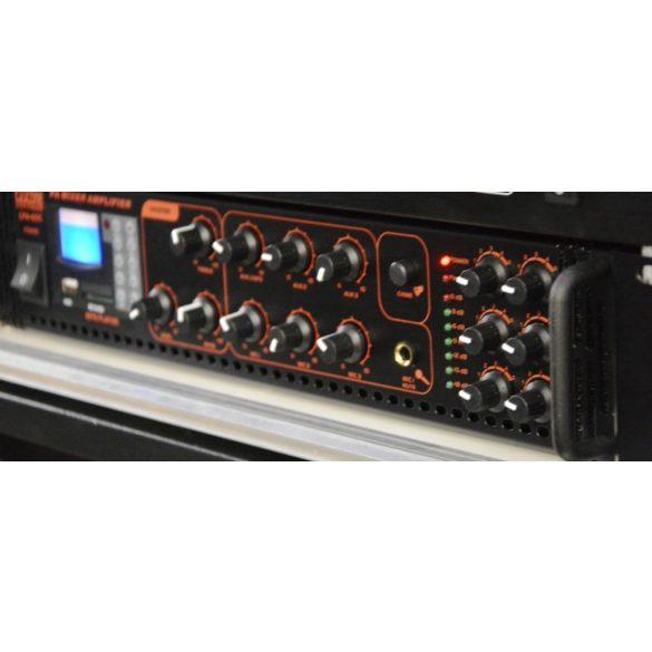 Castone CPA-350C 350W-os 100V-os keverő erősítő MP3 lejátszóval, rádió tunerrel,Bluetooth