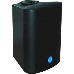 Castone CE-CWS301B-W 1,9W-30W (5 fokozat),  fekete színű, kis méretű kétutas beltéri hangdoboz