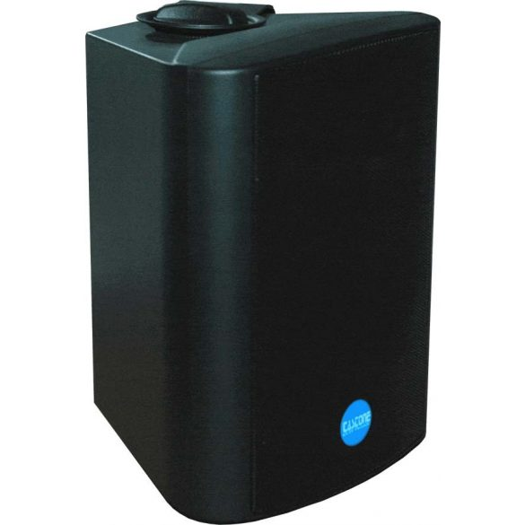 Castone CE-CWS-303B 2,5W-40W (5 fokozat), fekete színű, kis méretű kétutas beltéri hangdoboz