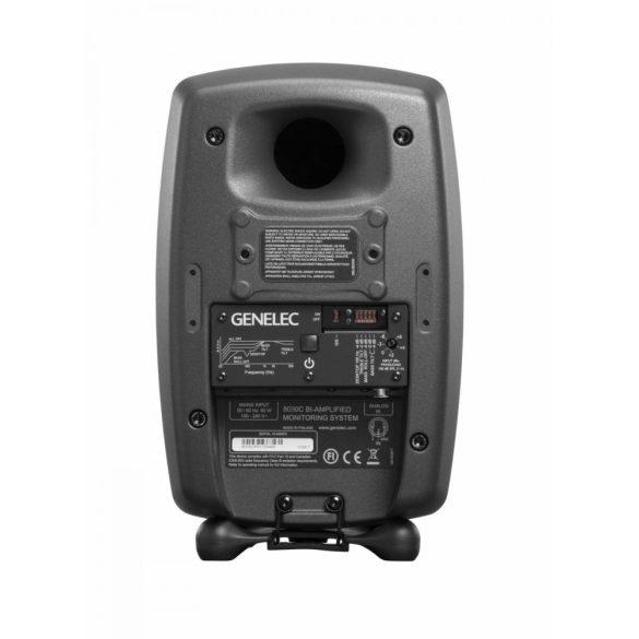 Genelec 8030CP Kompakt, kétutas aktív közeltéri monitor, matt fekete