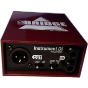Garry BRIDGE Instrumental DI dual DI-BOX (sztereo)