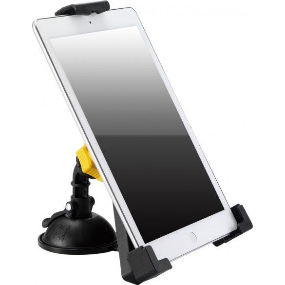 Hercules DG305B Tablet tartó, állítható méret
