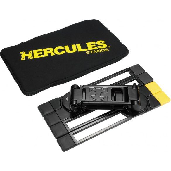 Hercules DG400BB Laptop tartó állvány, tokkal