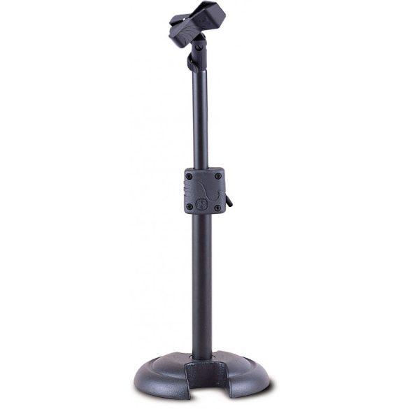 HERCULES MS100B Egyenes mikrofonállvány, kicsi