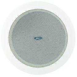 """ITC T106 6"""" álmennyezeti hangszóró 3W-6W-9W/100V fém keret és rács"""