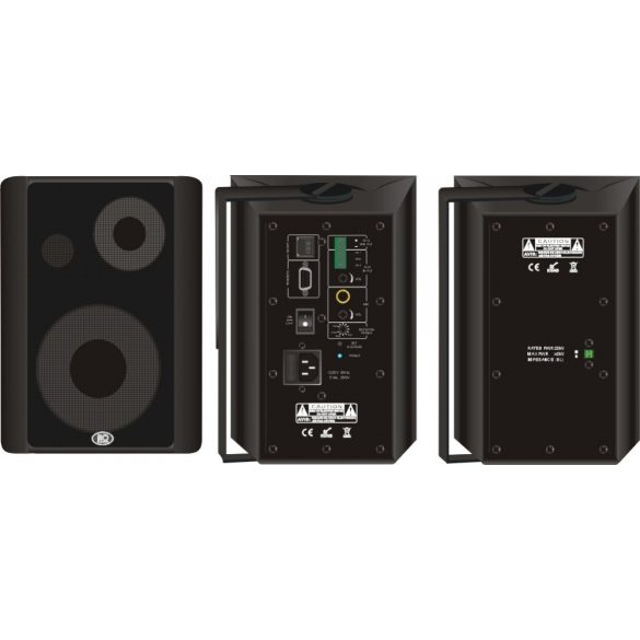 ITC T6707 IP Alapú hangszóró beépített 2x10W erősítővel