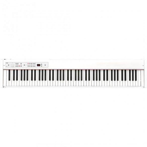 KORG D1WH fehér digitális zongora, 88 billentyű, RH3 kalapácsmechanika