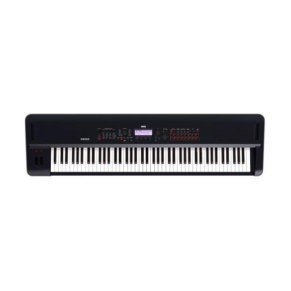 KORG KROSS2-88 Keys Music Workstation kalapácsmechanika