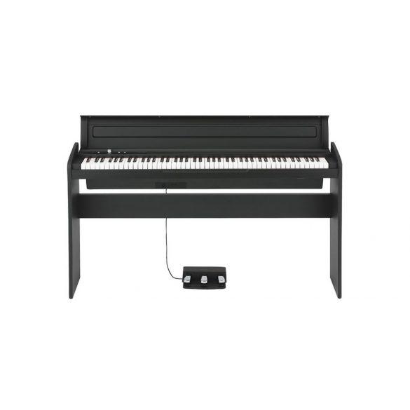 KORG LP180 Digitális lifestyle pianínó - Fekete