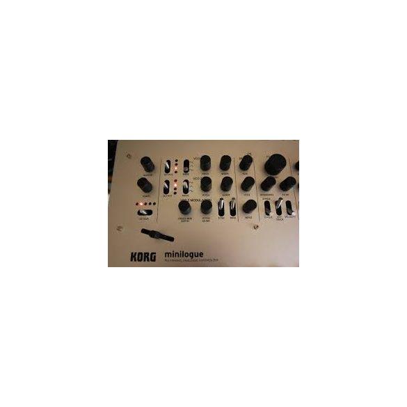 Korg MINILOGUE Polifónikus analóg szintetizátor, 37 Keys