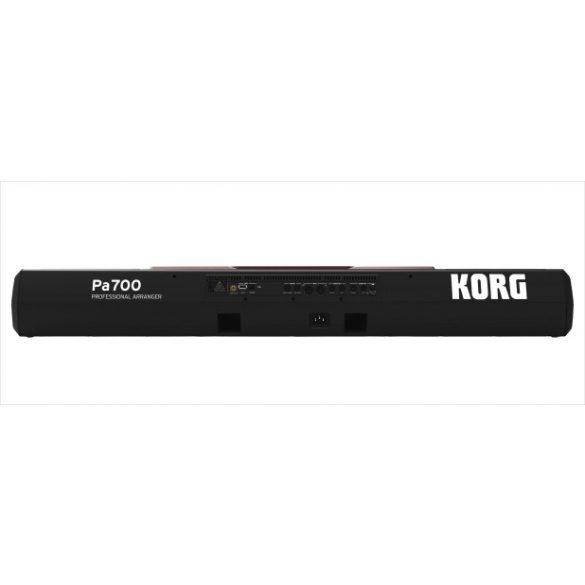 KORG PA700 Professional Arranger szintetizátor - 61 billentyű
