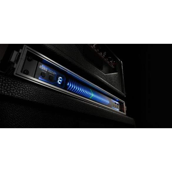 Korg PitchBlack PRO PB05 rack-méretű hangoló