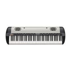 KORG SV2-73,professzionális színpadi zongora, 73 billentyű, RH3 kalapácsmechanika, beépített hangszóróval