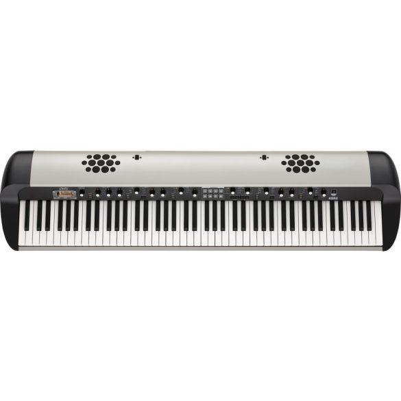 KORG SV2-88, professzionális színpadi zongora, 88 billentyű, RH3 kalapácsmechanika, beépített hangszóró