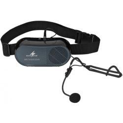 WAP-5 zsebhangosító készlet (aktív mikrofon)