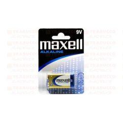 MAXELL 6LR61 Tartós alkáli 9V-os elem