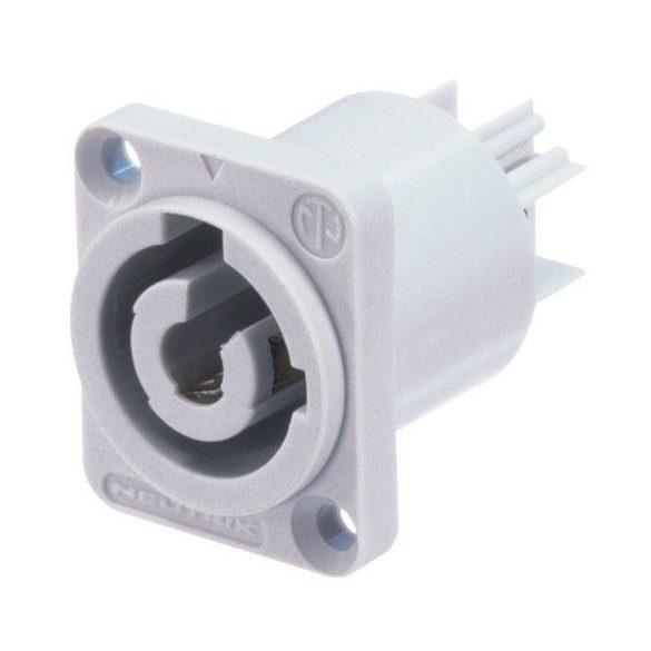 Neutrik NAC3MPB PowerCon beépíthető hálózati kimenet 250VAC/20A