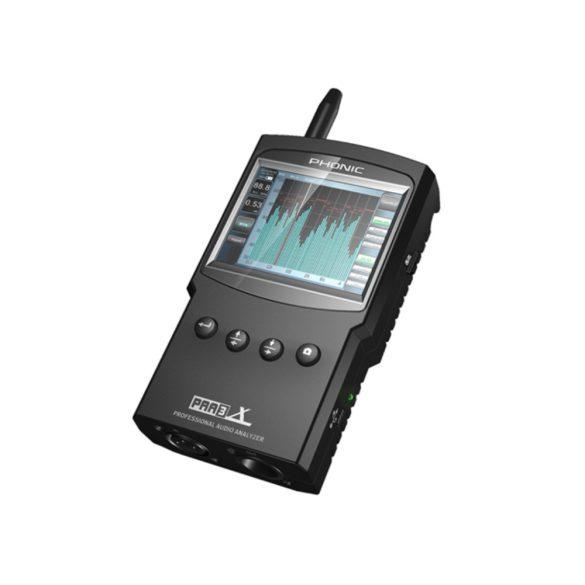 Phonic PAA3X Professzionális kézi mérőműszer