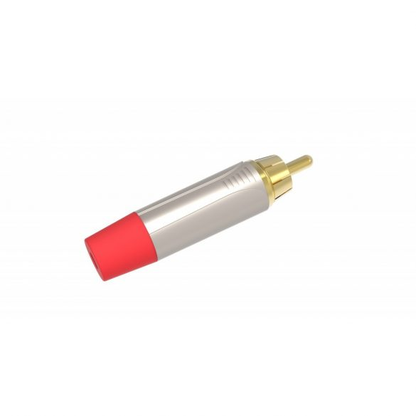 DIE HARD ONEHERO RCA papa dugó, szerelhető, piros vég, nikkel test