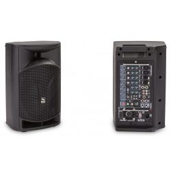 PROEL FREEPASS8USB Aktív kétutas hangfal keverővel egybeépítve, 8″, max 2 x 250W (4 ohm)
