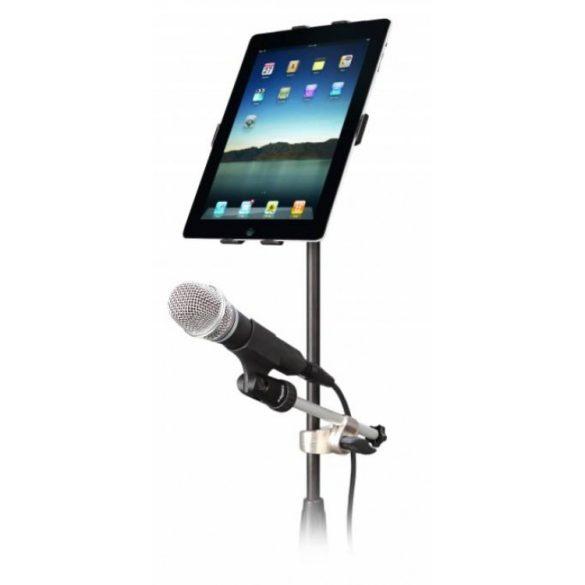 Proel PROIPS02 Kiegészítő iPad tartó mikrofonállványra, fekete
