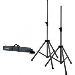 PROEL SPSK300KIT – Hangfal állvány pár hordtáskában, (2 db SPSK300BK)