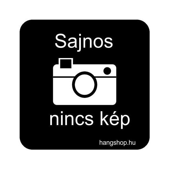 MST71 Rotosound gitárpengető , kicsi cápafog alakú, 0,71, fekete