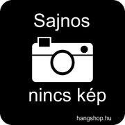 MST96 Rotosound gitárpengető , kicsi cápafog alakú, 0,96, fekete