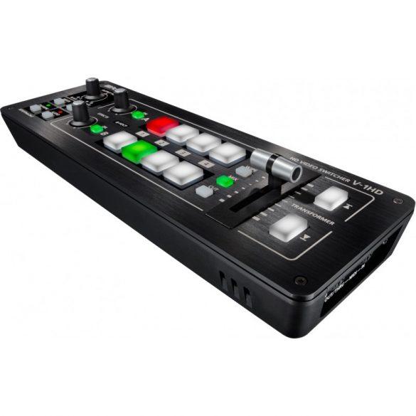 Roland V-1HD, 4 Csatornás HD-HDMI Video Switcher, 720P/1080I/1080P FORMAT