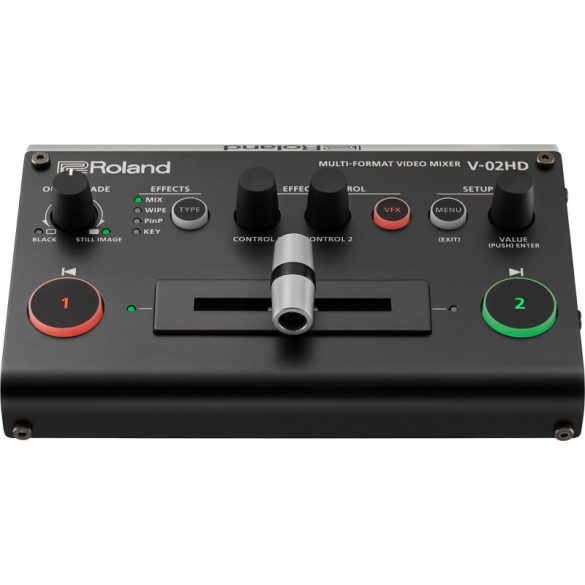 Roland V-02HD, 2 Csatornás Multi-Format Micro Video Switcher