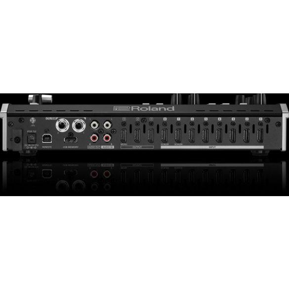 Roland V-8HD, 8 Csatornás HD-HDMI Multi-Format Video Switcher