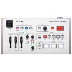 Roland VR-1HD, 3 Csatornás HD-HDMI AV Switcher, USB3 Streaming kimenet