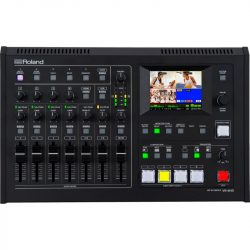 Roland VR-4HD, 4 Csatornás HD-HDMI AV Switcher, USB3 Streaming kimenet