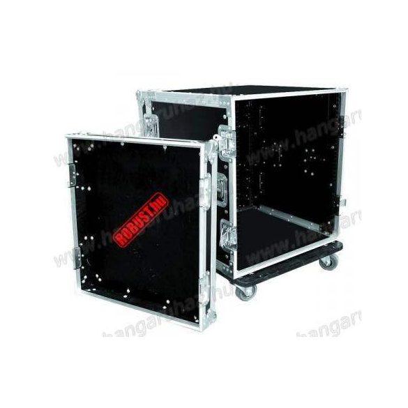 """Robust R14U Szabványos 19"""" rack, kerékkel, 500mm mély"""