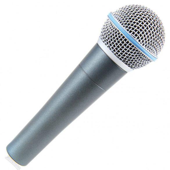 Shure BETA58A Vokálmikrofon - Garantáltan eredeti!