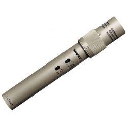 Shure KSM141 Dual kardioid stúdió kondenzátormikrofon (szin:pezsgő), mikrofontartó, szélzsák, táska