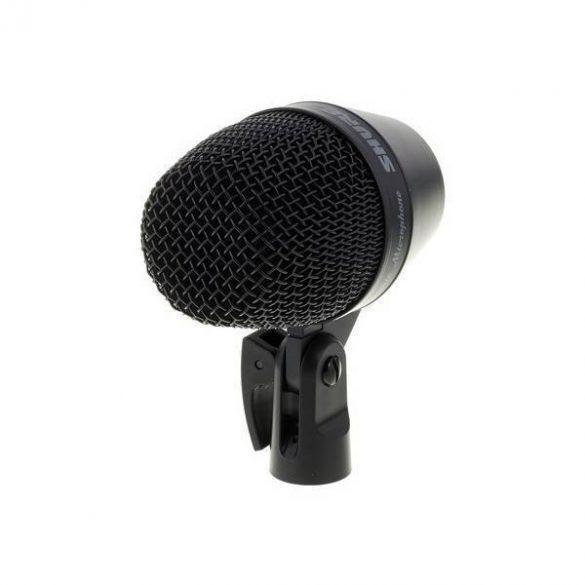 Shure PGA52XLR kardioid dinamikus lábdob-mikrofon