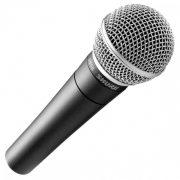 Shure SM58-LCE Dinamikus vokálmikrofon