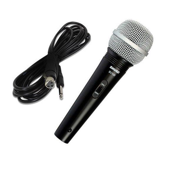 Shure SV100 Dinamikus vokálmikrofon
