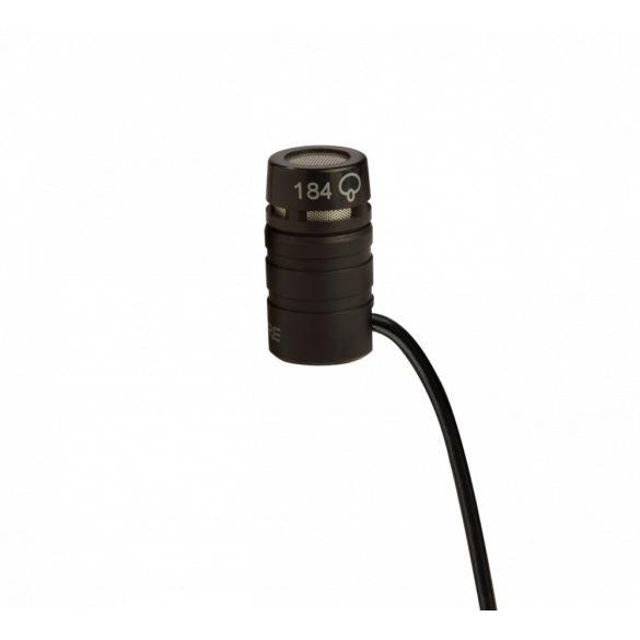 Shure WL184 Csíptetős mikrofon