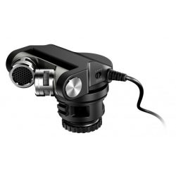 Tascam TM-2X, Külső sztereó mikrofon, DSLR-videózáshoz