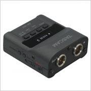 Tascam DR-10CH, Memóriakártyás rögzítő csíptetős mikrofonokhoz, Shure csatlakozás