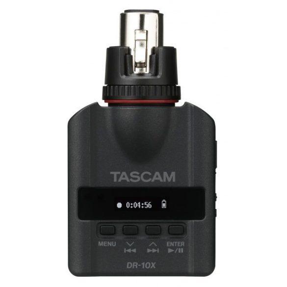 Tascam DR-10X, Plug-on memóriakártyás rögzítő