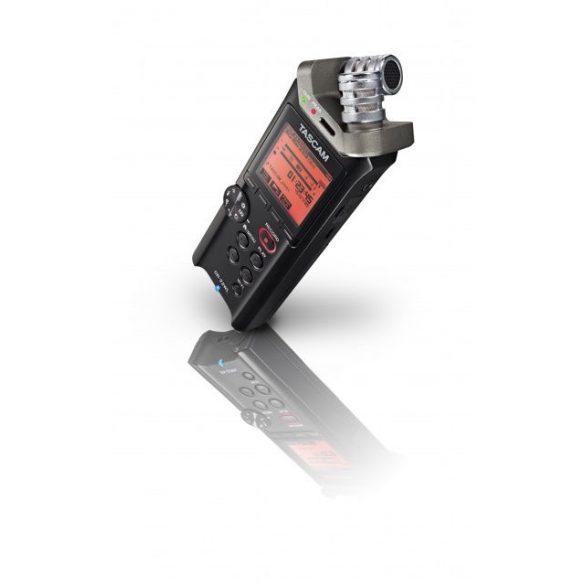 Tascam DR-22WL, 2 csatornás mobil felvevő Wi-Fi kapcsolattal