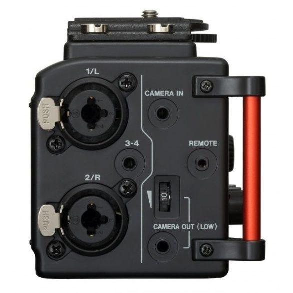 Tascam DR-60DMK2, Hordozható 4 csatornás DSLR-rögzítő